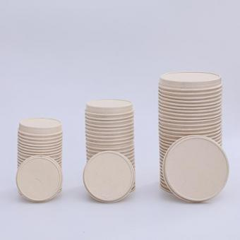 biodegradable dispsoable paper lids for cups