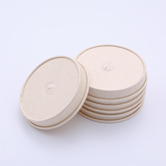 90mm disposable paper coffee cup lid