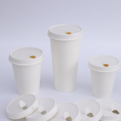 Microwavable  paper mugs with lids for sale