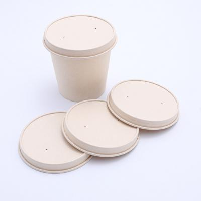 Disposable 115 mm paper lid