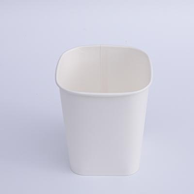 Customized size Disposable Paper Popcorn Cup