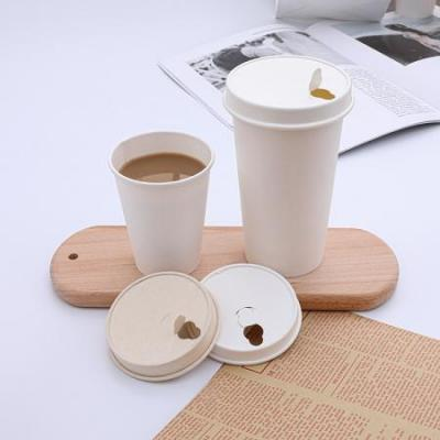Wholesale paper coffee cups with lids