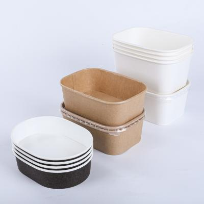 Wholesale disposable food grade paper bowl