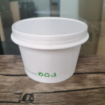 Biodegradable paper soup bowls with lids manufacturer